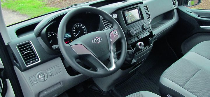 Hyundai H 350 Armaturenbrett