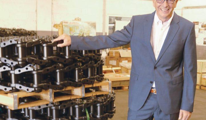 Michael Linser, Geschäftsführer, Linser Industrie Service