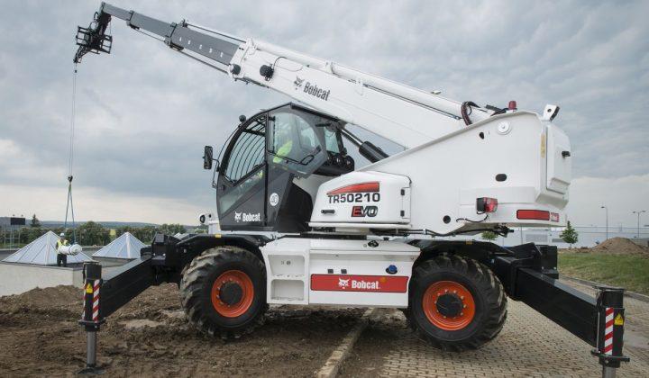 Bobcat Kranwinde TR50210