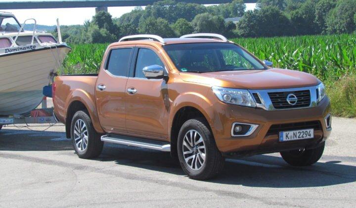 Nissan Navara Tekna Doka
