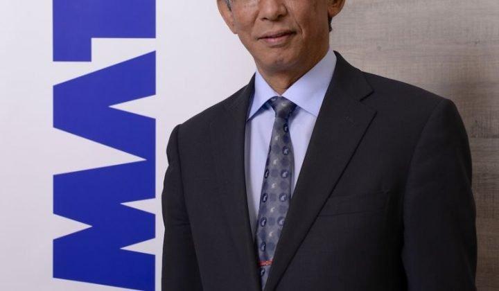 Komatsu Germany Geschäftsführer Taichiro Kitatani