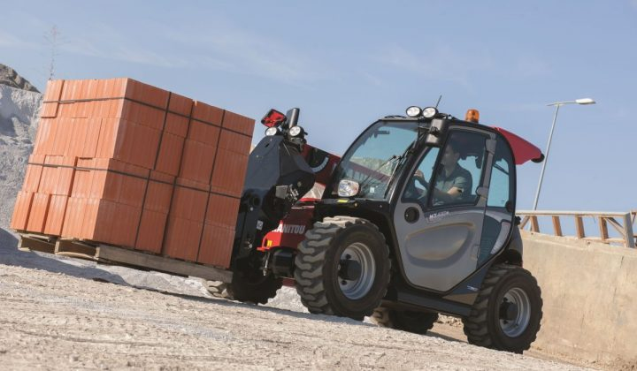 Manitou MT420 H New Buggy