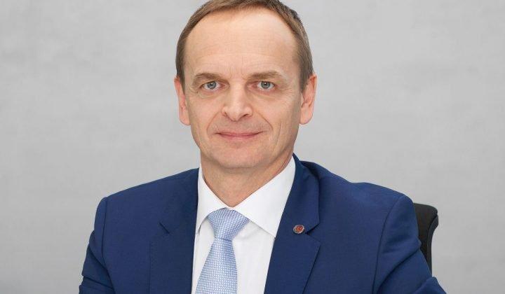 Vorstandschef Wacker Neuson Martin Lehner