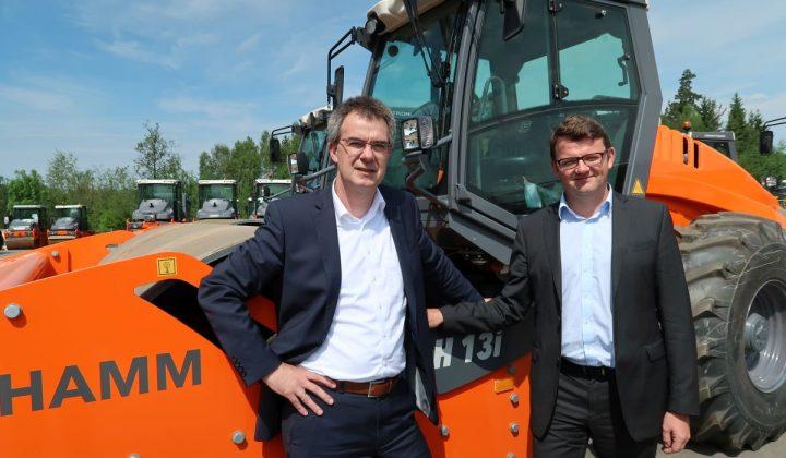 Dr. Axel Römer, Reiner Bartsch, Hamm AG
