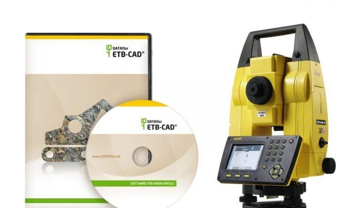 Leica Geosystems und Dataflor Produkte