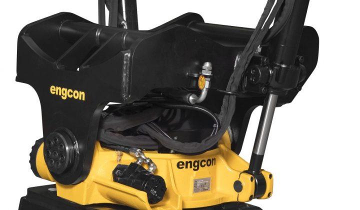 Engcon Tiltrotator EC233