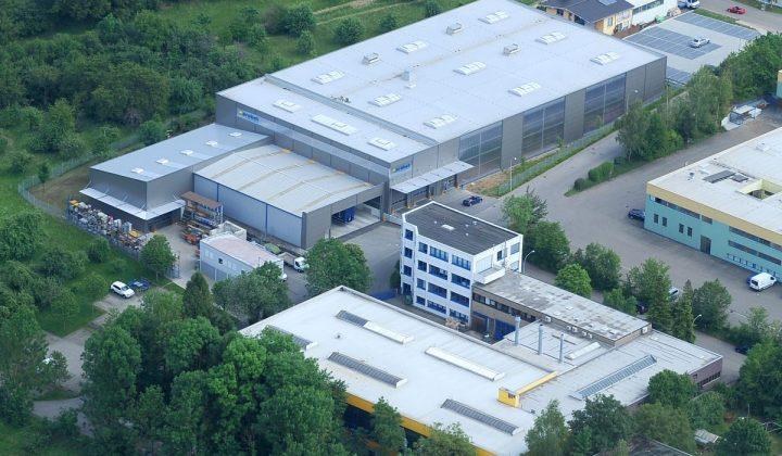 Probst Logistikzentrum Erdmannhausen