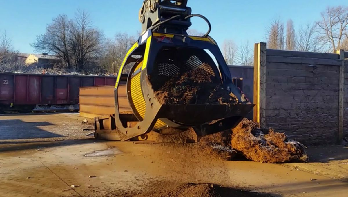 MB Crusher Sieblöffel MB-S14