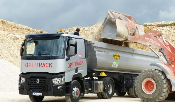 Renault Optitrack C400 4x4