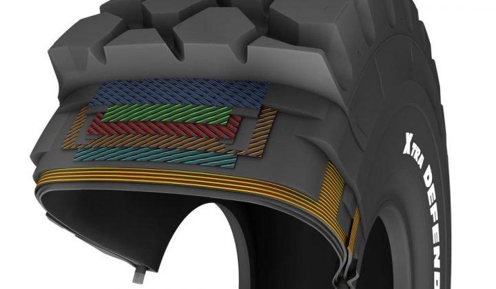 Michelin Xtra Defend Dumper-Reifen