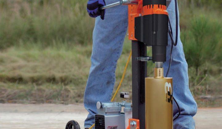 Saint-Gobain Abrasives Kernbohrgerät
