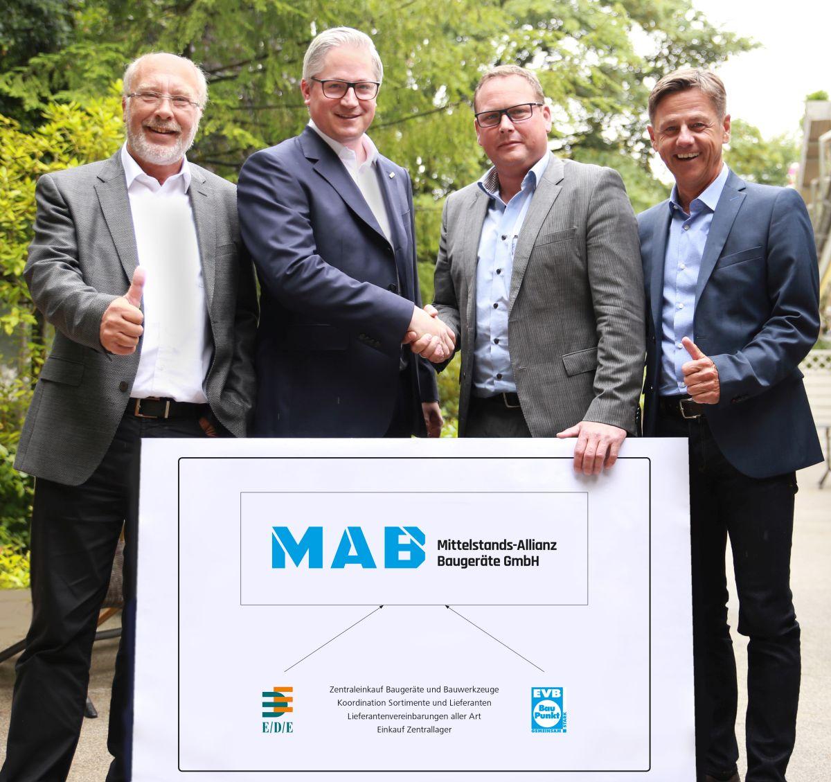 Einkaufs-Partnerschaft EVB Baupunkt & EDE