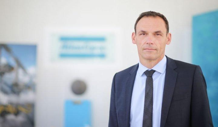 Epiroc Geschätsführer Stephan Ketteler