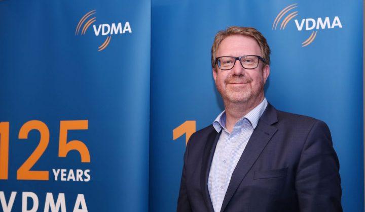 VDMA-Fachverband Vorsitzender Franz-Josef Paus