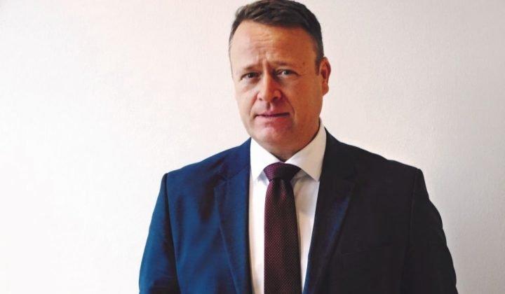 Hünnebeck Geschäftsführer Martin von Lom