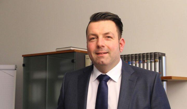 Geschäftsführer der Kiesel-Gruppe Maik Spindler