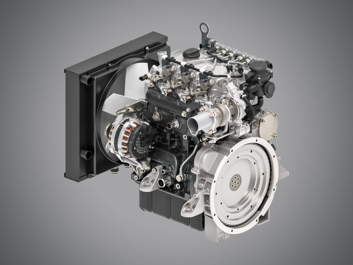 Hatz Industriedieselmotor 3H50T