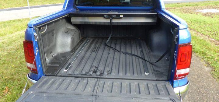 VW Amarok Doka Aventura 4x4 Ladefläche