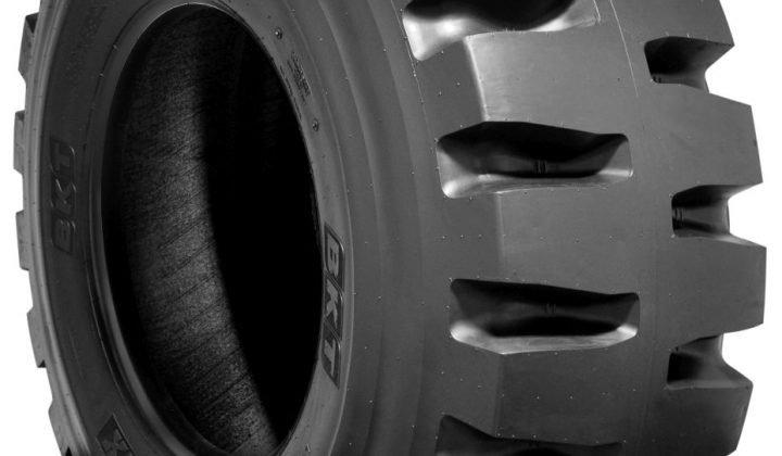 BKT Reifen aus der Earthmax-Serie