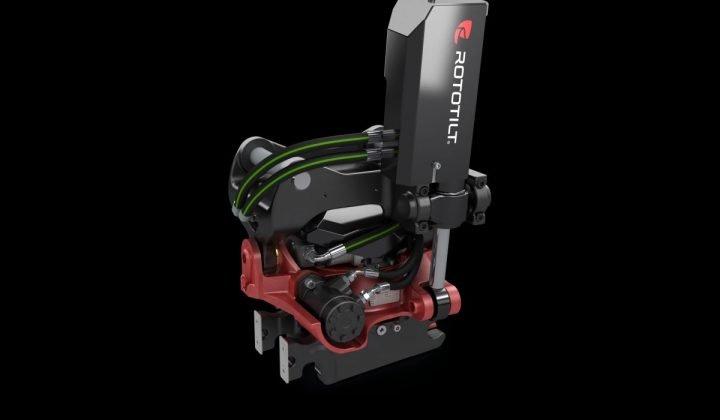 Rototilt Schwenkrotator S40-R2