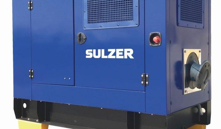 Sulzer Dieselpumpe