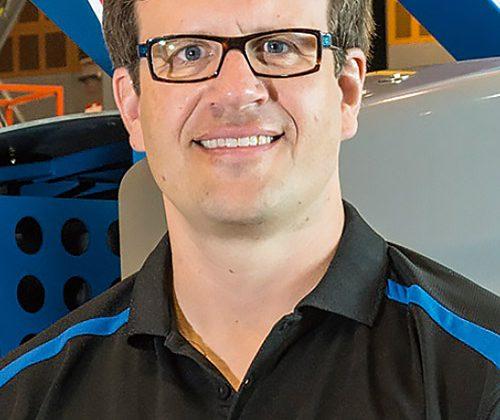 Genie Vice President Mike Davis