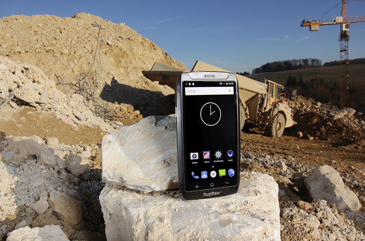 Outdoor Rugged-Tablet von Rug Gear RG910