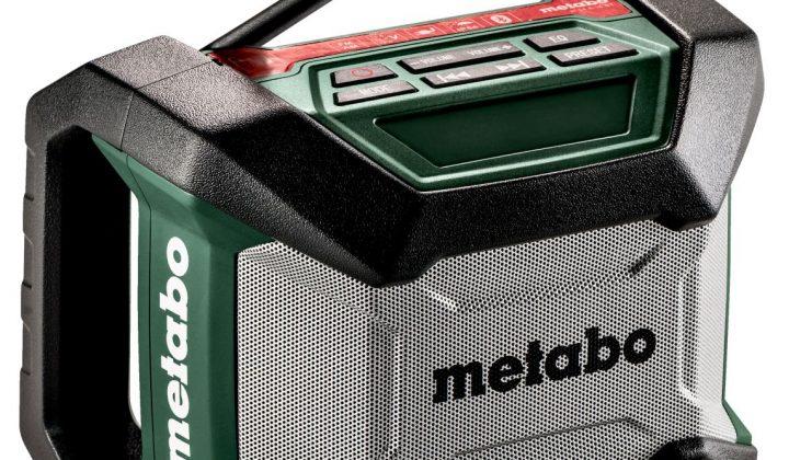 Metabo Baustellenradio R 12-18 BT