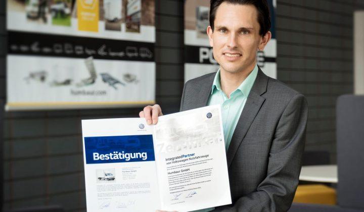 Humbaur zertifiziert nach EN ISO 9001:2015