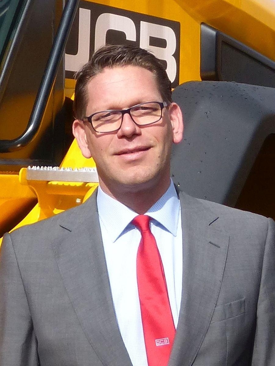 Stephan Nagelschmitz neuer Geschäftsführer bei JCB
