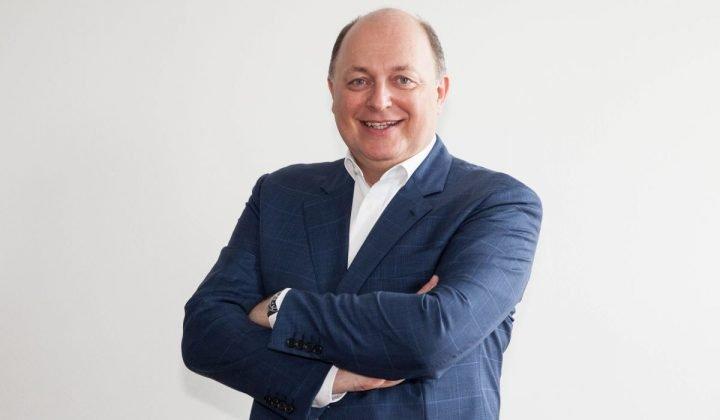 Andreas Klauser CEO bei Palfinger