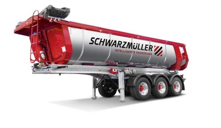 Schwarzmüller Thermomulde