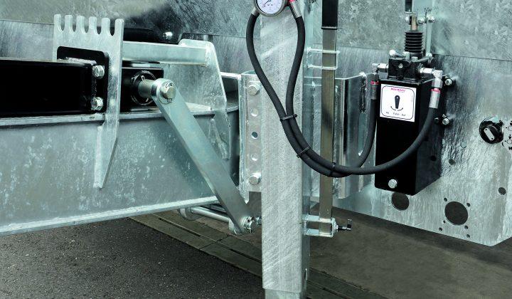 Müller-Mitteltal Stützlastmessung für Zentralachsanhänger Safety Control
