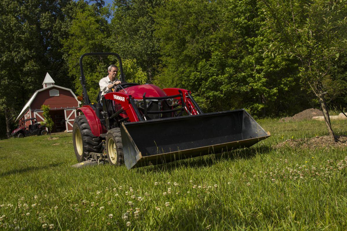 Yanmar YT2-Traktor