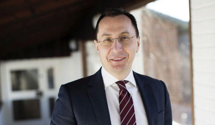 Atlas Copco Geschäftsführer Vladimir Kozlovskiy