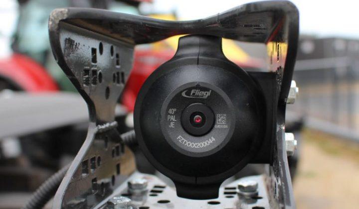Vorbau-Kamerasystem von Fliegl