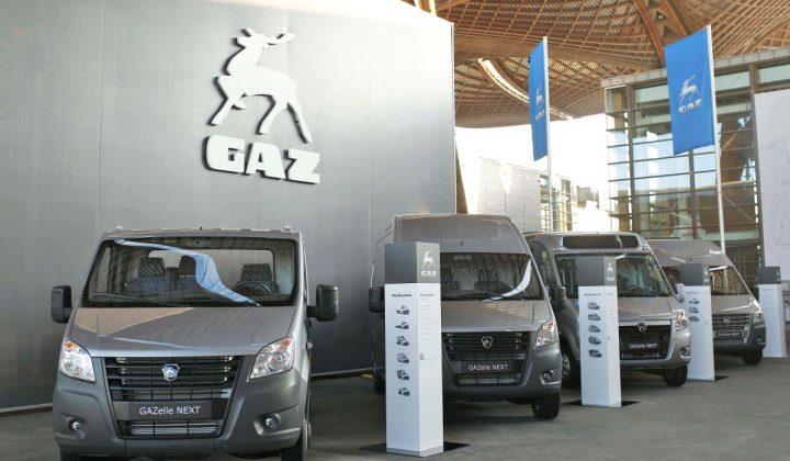 GAZ Nutzfahrzeug-Hersteller Russland