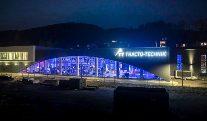 Tracto Logistikzentrum in Lennestadt-Saalhausen