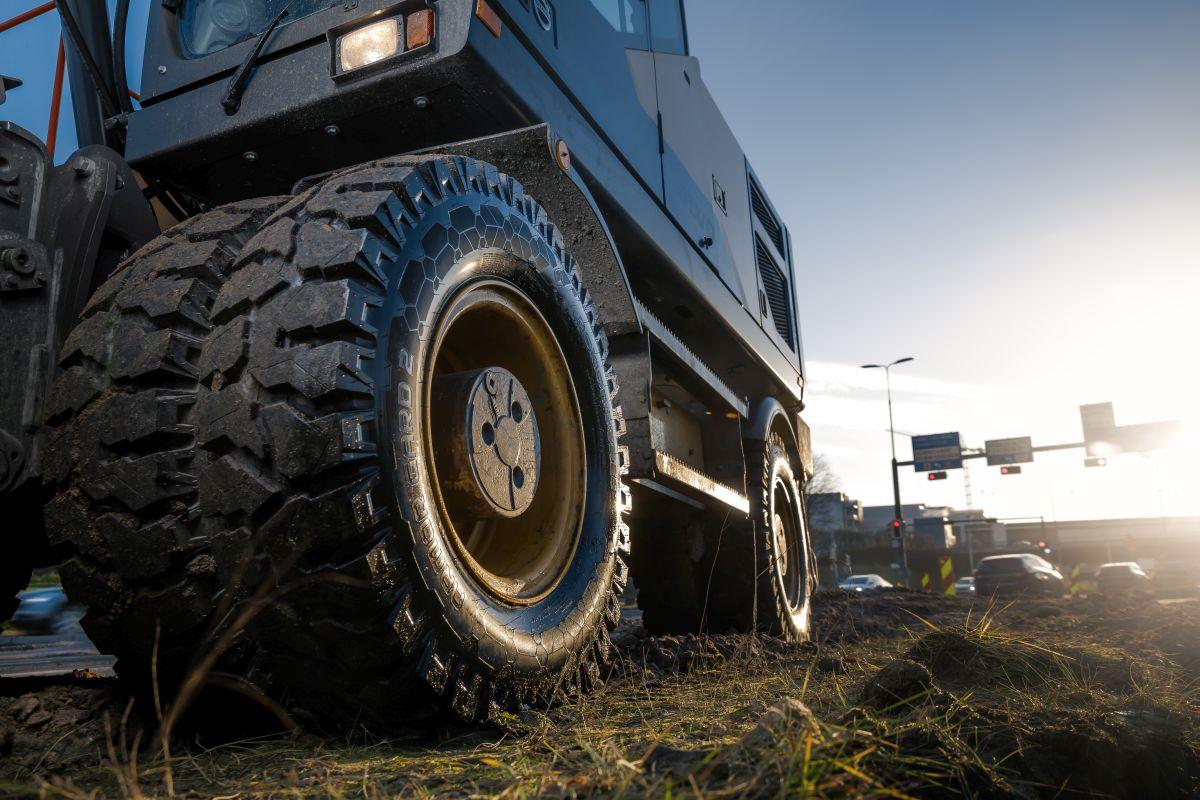 Reifen von Nokian Heavy Tyres