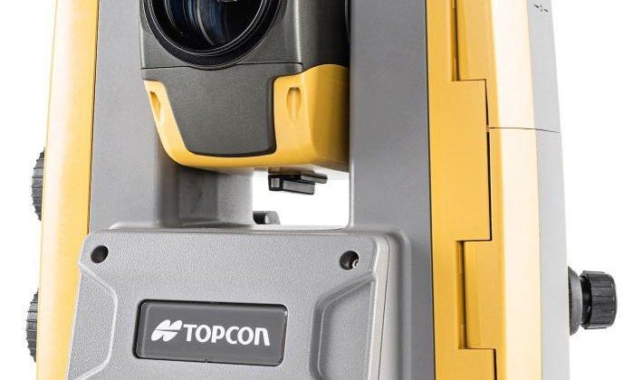Totalstation von Topcon