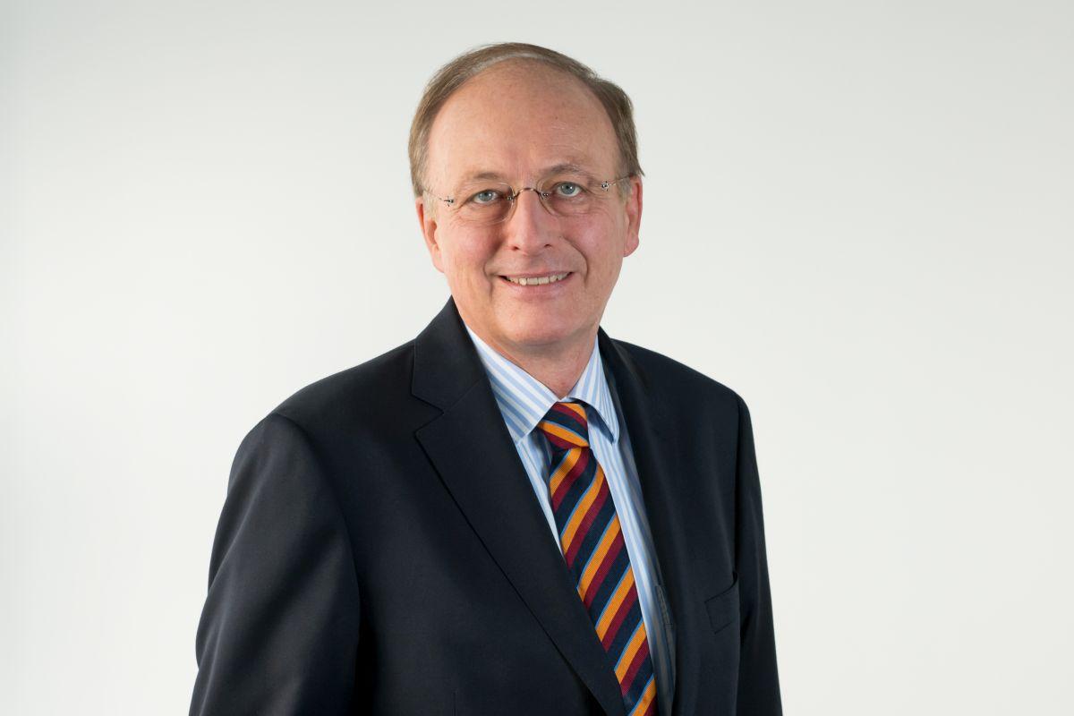 Reinhard Quast, Vorstand des ZDB