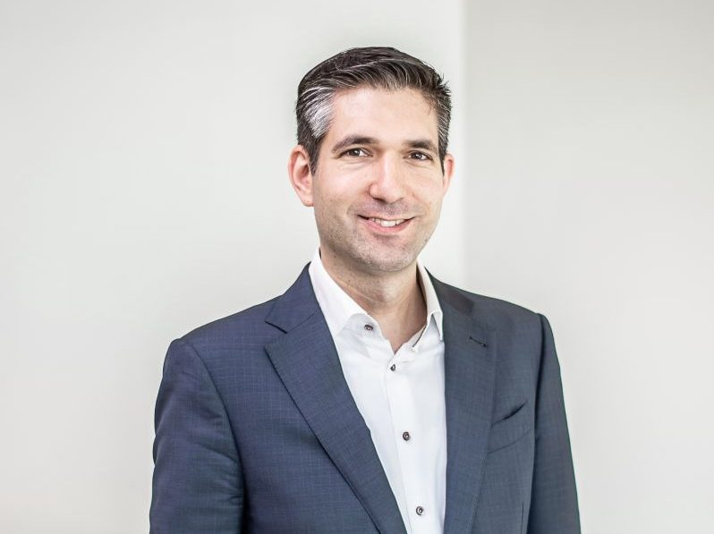 Dr. Sebastian Simon, Geschäftsführer Technik der F.X. Meiller Fahrzeug- und Maschinenfabrik