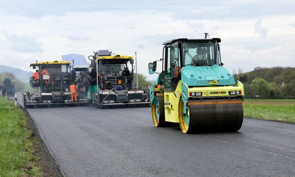 Pilotprojekt Qualitätsstraßenbau