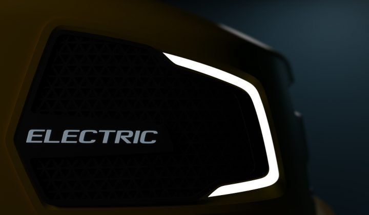 Volvo Electric Teaser