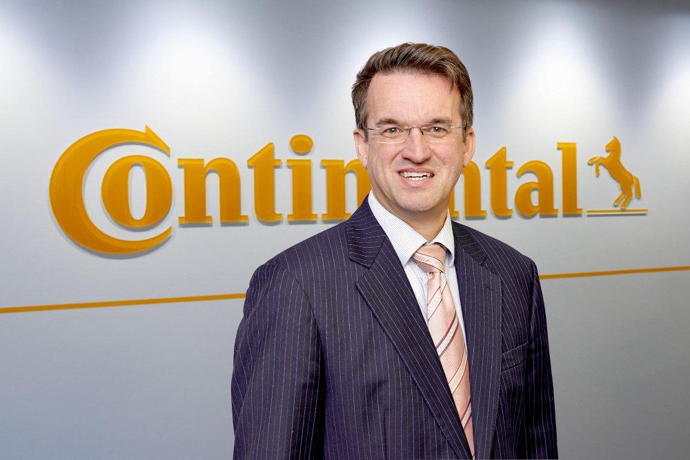 Continental Reinhard Klant