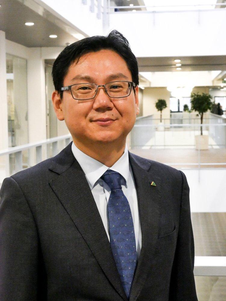 Hyundai Managing Director Jongho Chun