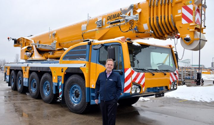 Terex Operations Director Ulrich Strieder