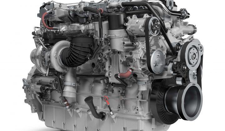 MAN Reihensechszylinder Motor