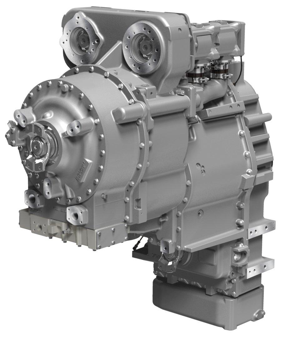 Dana Lastschaltgetriebe für Schwerlastfahrzeuge