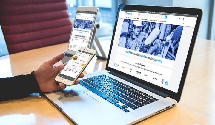 Klickparts Webshop für Ersatzteile und Wartungsprodukte